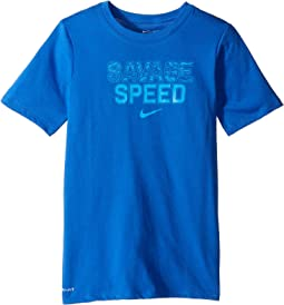 Dry Savage Speed T-Shirt (Little Kids/Big Kids)