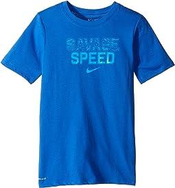 Dry Savage Speed T-Shirt (Little Kids/Big Kids)