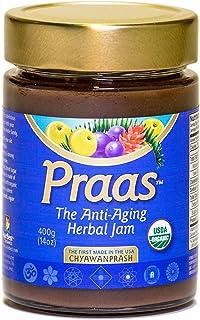 AyurBest Praas/Chyawanprash - 100% USDA Organic Certified Herbal Jam, 14 oz Made in USA