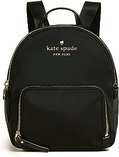 Kate Spade New York Women's Watson Lane Small Hartley Backpack, Black, One Size