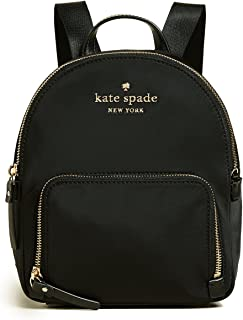 Kate Spade New York Women's Watson Lane Small Hartley Backpack, Black, One Size