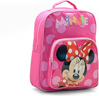 AR655/17909 - Disney Minnie Mouse Mochila Capacidad 34 x 10 x 30 cm Mochila Infantil 35 cm, Multicolor