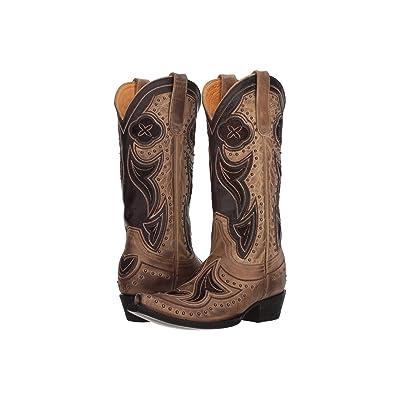 Old Gringo Granby (Grey) Cowboy Boots