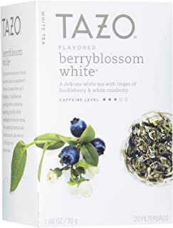 Tazo Berry Blossom White Tea, 20 ct