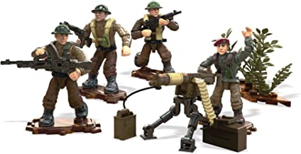 Mega Construx Call Of Duty Legends: Allied Soldiers