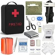 SHBC Emergency Survival Trauma Kit with Tourniquet 36 Inch Splint, CAT Tourniquet, Israeli Bandage for First Aid Response, Gun Shots, Blow Out, Severe Bleeding Control.