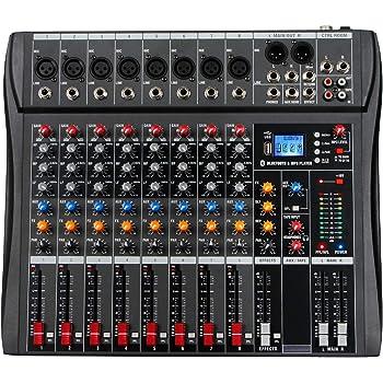 Yamaha MG10X - Mezclador analógico: Amazon.es: Instrumentos musicales