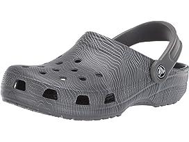 Crocs Classic Seasonal Graphic Clog 0ca395ca11e9