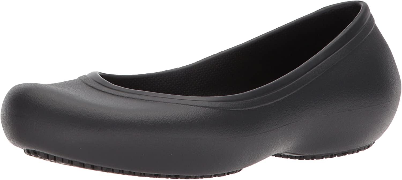 Crocs Women's Work Flat W Food Service shoes
