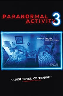 Paranormal Activity 3 (Theatrical)
