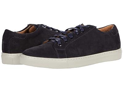 Peter Millar Crown Suede Sneaker