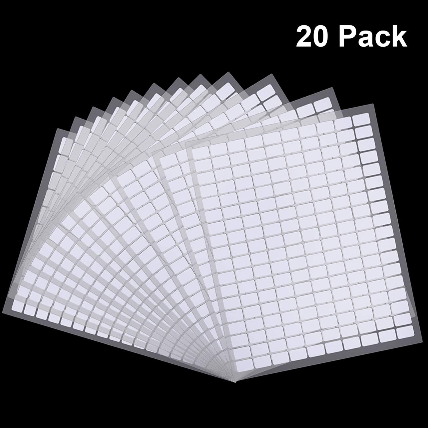 3600 Pieces Removable White Labels ?Printable?Copy?Label?Paper?for?Laser?&?Inkjet?Printer Price Stickers File Folder Labels