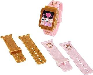 Jakks Disney Princess Style Light-Up Playwatch, 3 Years and Above, Gold/Pink