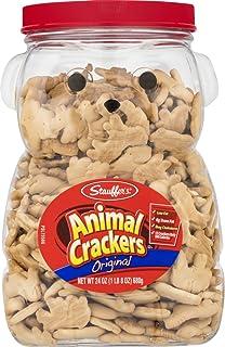 Stauffers Original Animal Crackers 24 oz. Bear Jug (2 Containers) (Original Version) (Original Version)