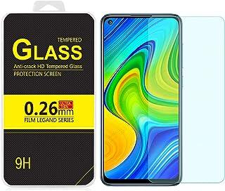 ل Vivo Y30 / Y50 / Y70S واقي شاشة من الزجاج المقسى - شفاف من كوجي - 2725604732758