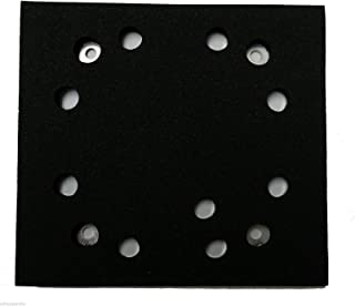 Mutitoolpro Replacement 1/4 Sheet Sander Pad/Backing Plate replaces Dewalt 151284-00 & 151284-00SV (Pack of 1)