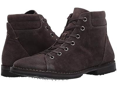 John Varvatos Portland Monkey Boot (Dark Charcoal) Men