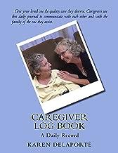 Best caregiver log book Reviews