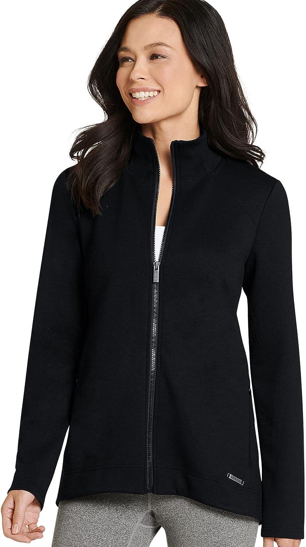Max 54% OFF Jockey Women's Atlanta Mall Tops Everyday Jacket