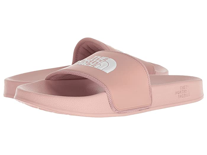 Base Camp Slide II Misty Rose/TNF White