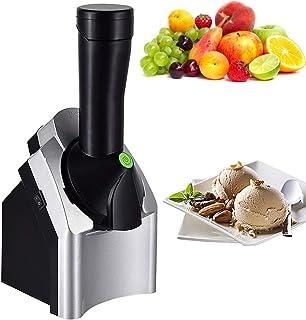 KGIDK Fabricant De Desserts Glacés De Luxe, Machine électrique De Sorbetière Aux Fruits, Machine Portative De Sorbetière, ...