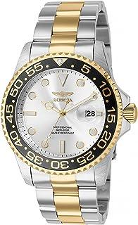 Pro Diver Quartz Silver Dial Men's Watch 36550