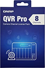 QNAP LIC-SW-QVRPRO-8CH 8 Channel license (QVR Pro Gold is required)