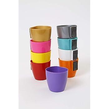 CAPPL 2.5 Inch Multi Magnetic Plastic Pot (Qty 12)