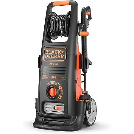 Black Decker Bxpw2500dts Hochdruckreiniger Mit Dualtech System 2500 W 150 Bar 810 L H Baumarkt