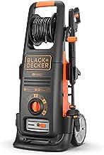 Black+Decker BXPW2500DTS Hidrolimpiadora de alta presión, Negro