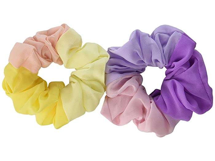 8 Other Reasons  Sherbert (Purple/Yellow) Hair Ties