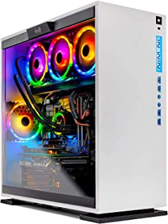 SkyTech Omega Gaming Computer PC Desktop – Intel i9-9900K 3.6GHz, 360mm AIO Liquid Cool, NVIDIA GeForce RTX 2060 Super 8G,...