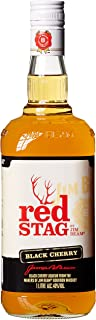 Jim Beam Red Stag Black Cherry Bourbon Whisky 1 x 1 l