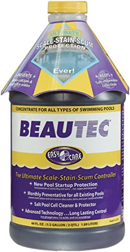 popular EasyCare 22064 BeauTec Salt Cell and Tile Cleaner, online 64 sale oz. Bottle outlet online sale