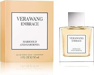 Vera Wang Embrace Eau de Toilette Spray for Women, Marigold and Gardenia, 1 Fluid Ounce