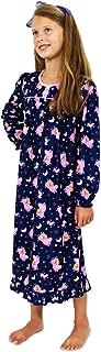 Peppa Pig Girls' Toddler Peppa Fairy Ice Skating Granny Nightgown