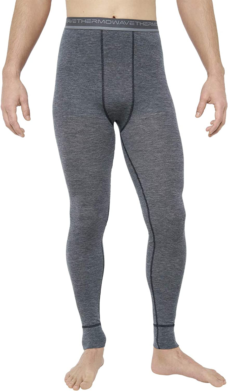 Thermowave Merino Warm Active Men's Base Layer Long John Pants 160GSM