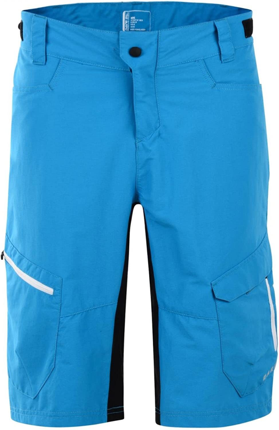 Dare 2b Mens Adhere Congreenible Cycling Shorts Bike Stretch Water Repellent