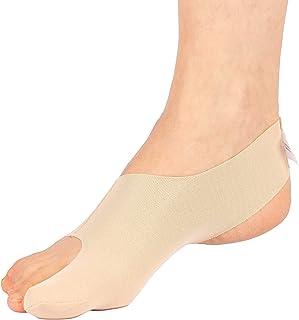 Bunion Sleeve: De Originele Ultra-Dunne Bunion Corrector & Teen Rechtzetter Bandage | Ideaal voor Sport & Active Wear | Or...