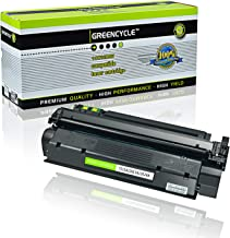 GREENCYCLE New C7115A 15A Toner Cartridge Black Replacement Compatible for HP Laserjet 1000 1005 1200 1220 3300 3320 3330 3380 Printer (1 Black)