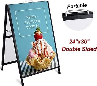Best sandwich board stand Reviews