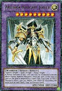 Yu-Gi-Oh! - Arcana Knight Joker (DT04-EN037) - Duel Terminal 4-1st Edition - Rare