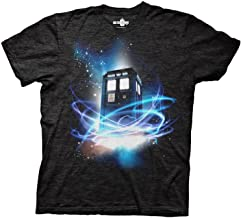 Doctor Who Tardis in Space Men's T-Shirt