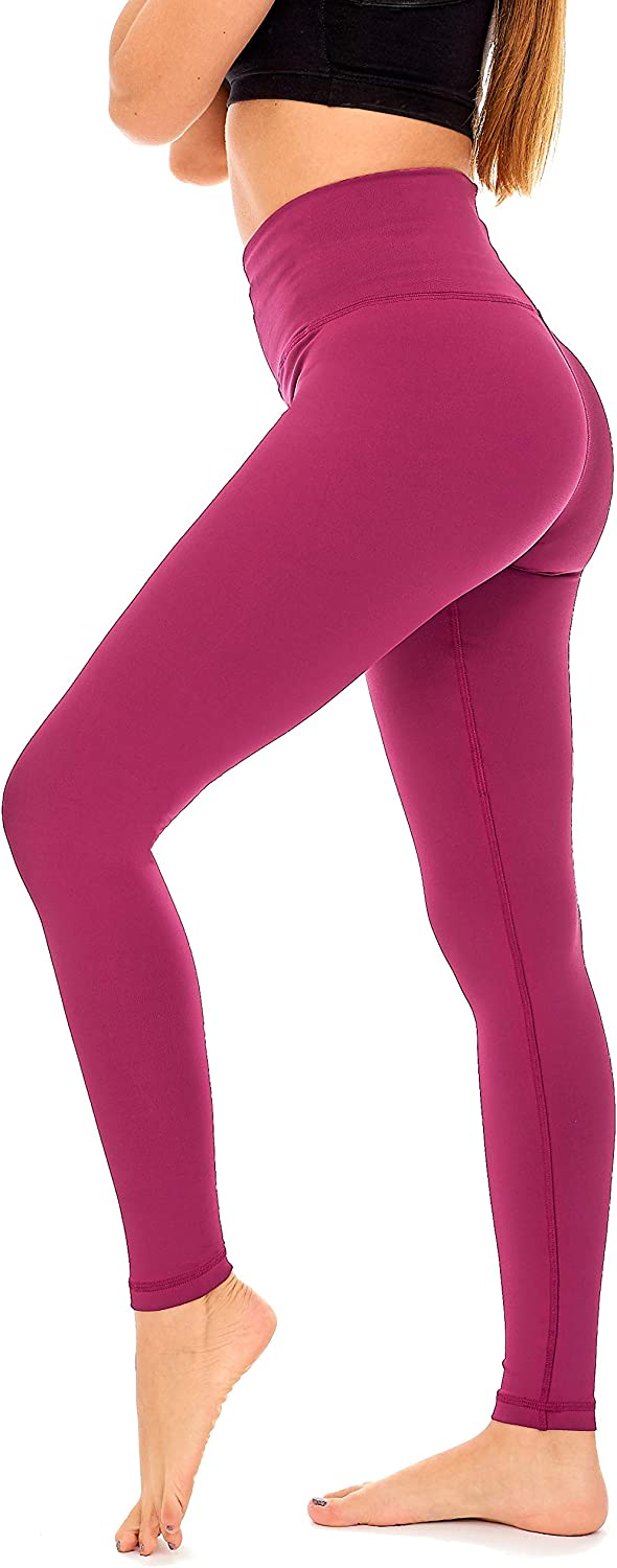 Z1 DEAR SPARKLE Thick Leggings High Waist Yoga Pants for Women Workout Slim Athletic Running Legging Plus Size