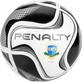 Bola de Futsal Penalty Max 100 All Black - Edição Limitada - Branco+preto - Único
