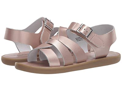 FootMates Wave (Infant/Toddler/Little Kid) (Rose Gold) Girl