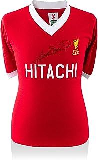 Graeme Souness Liverpool Autographed 1978 Hitachi Edition Jersey - ICONS - Fanatics Authentic Certified