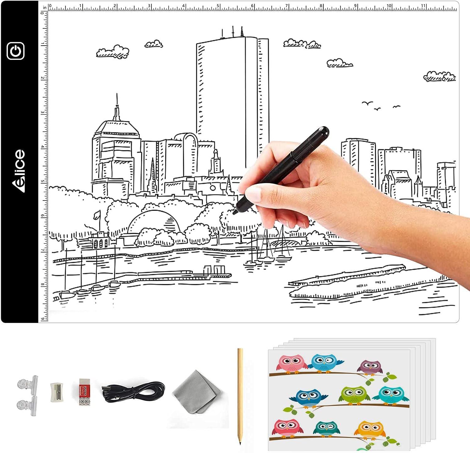A4 Led Light Pad Atlanta Mall for Diamond ELICE Artcr Oklahoma City Mall Painting