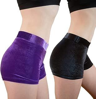 danskin gymnastics shorts