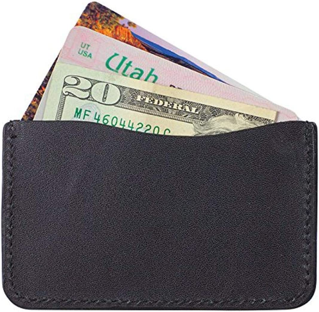 Chums 18590100 Scout Wallet, Black, One Size